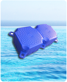 new design plastic floating boat dock pontoon - Buy Product on